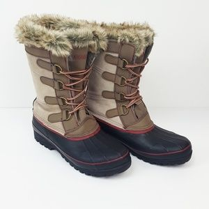 Khombu North Star Thermolite Weather Rated Boots